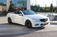 USED 2012 12 MERCEDES-BENZ E CLASS E250 CDI BlueEFFICIENCY SPORT AMG 7G-Tronic 2.1 2dr AMG - NAV - COMAND - H/LEATHER