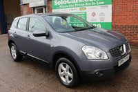 USED 2007 57 NISSAN QASHQAI 1.5 ACENTA DCI 5d 105 BHP +Just Serviced +DIESEL.