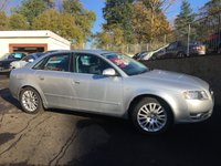 2006 AUDI A4 1.9 TDI SE TDV 4d 116 BHP £2995.00