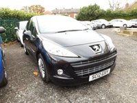 USED 2012 12 PEUGEOT 207 1.4 ACTIVE 5d 74 BHP