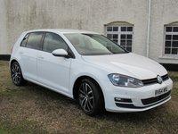 2014 VOLKSWAGEN GOLF 1.6 MATCH TDI BLUEMOTION TECHNOLOGY DSG 5d AUTO 103 BHP £11995.00