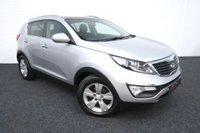 2012 KIA SPORTAGE 1.7 CRDI 2 5d 114 BHP £7991.00