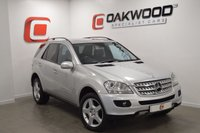 USED 2006 06 MERCEDES-BENZ M CLASS 3.0 ML320 CDI SPORT 5d AUTO 222 BHP  **8 SERVICE STAMPS**
