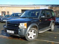 2005 LAND ROVER DISCOVERY 2.7 3 TDV6 HSE 5d AUTO 188 BHP £5995.00