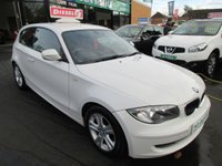 USED 2010 60 BMW 1 SERIES 2.0 116D SE 3d 114 BHP JUST ARRIVED TEST DRIVE TODAY..FINANCE AVAILABLE