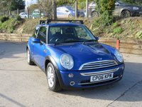 2006 MINI HATCH ONE