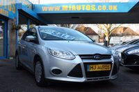 2013 FORD FOCUS 1.6 EDGE ECONETIC TDCI 5dr 104 BHP £SOLD