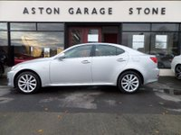 USED 2007 57 LEXUS IS 2.2 220D 4d 175 BHP