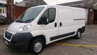 USED 2013 63 CITROEN RELAY 2.2 35 L2H1 HDI 1d 129 BHP MWB  1 OWNER F/S/H 2 KEYS LOW MILES