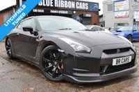 USED 2009 59 NISSAN GT-R 3.8 BLACK EDITION 2d 479 BHP