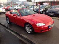 USED 2003 53 MAZDA MX-5 1.8 ANGELS 2d 144 BHP 69000 miles, open top fun in the sun, superb,