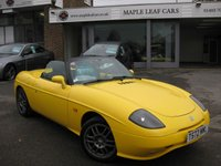 2017 FIAT BARCHETTA 1.7 Convertible £4995.00