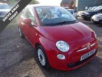 2009 FIAT 500 1.2 POP 3d 69 BHP £4290.00
