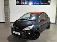 USED 2010 10 FORD KA 1.2 ZETEC 3dr