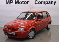USED 1995 M ROVER 100 1.4 114 SLI 5d 74 BHP