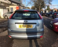USED 2006 06 FORD FOCUS 1.6 LX 5d 100 BHP