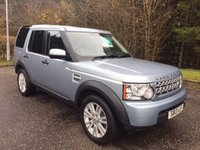 2013 LAND ROVER DISCOVERY 4 3.0 4 SDV6 COMMERCIAL NO VAT 255 BHP AUTO £17699.00