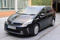 2014 TOYOTA PRIUS PLUS 1.8 ICON 5d AUTO 99 BHP £SOLD