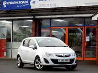USED 2011 61 VAUXHALL CORSA 1.2 SXI AC 5d 83 BHP ** ONLY 32000 MILES **