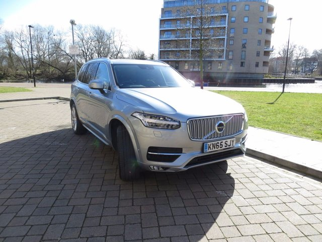 2015 65 VOLVO XC90 2.0 T6 INSCRIPTION AWD 5d AUTO 316 BHP