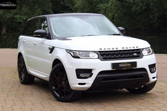 2016 16 LAND ROVER RANGE ROVER SPORT 4.4 SDV8 AUTOBIOGRAPHY DYNAMIC 5d AUTO 339 BHP