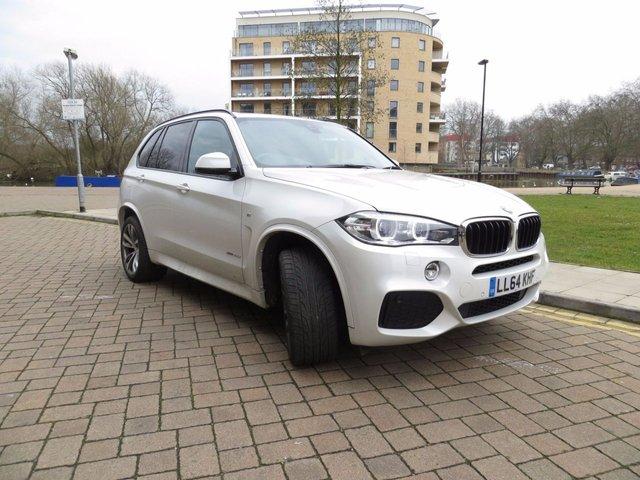 2014 64 BMW X5 2.0 XDRIVE25D M SPORT 5d AUTO 215 BHP