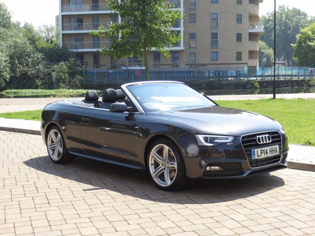 2014 14 AUDI A5 2.0 TDI S LINE SPECIAL EDITION 2d AUTO 175 BHP