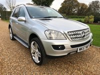 2007 MERCEDES-BENZ M CLASS 3.0 ML280 CDI EDITION S 5d AUTO 188 BHP £10750.00