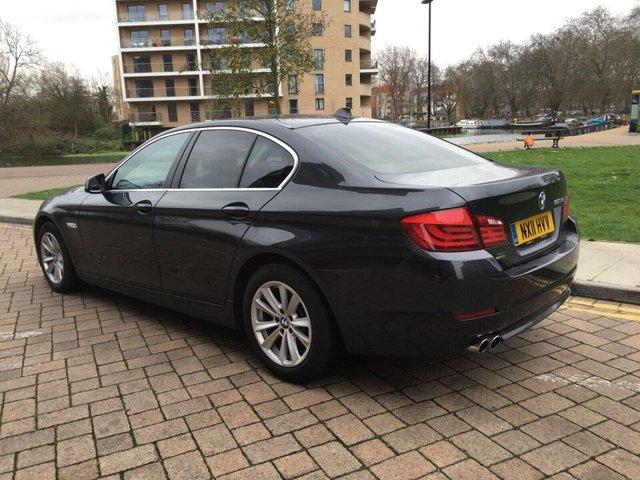2011 11 BMW 5 SERIES 2.0 520D SE 4d AUTO 181 BHP