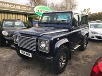 2014 LAND ROVER DEFENDER 2.2 TD XS STATION WAGON 1d 122 BHP £29989.00