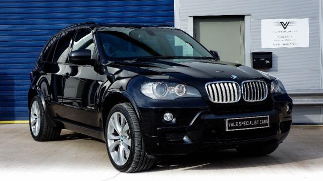2009 59 BMW X5 3.0 XDRIVE35D M SPORT 5d AUTO 282 BHP