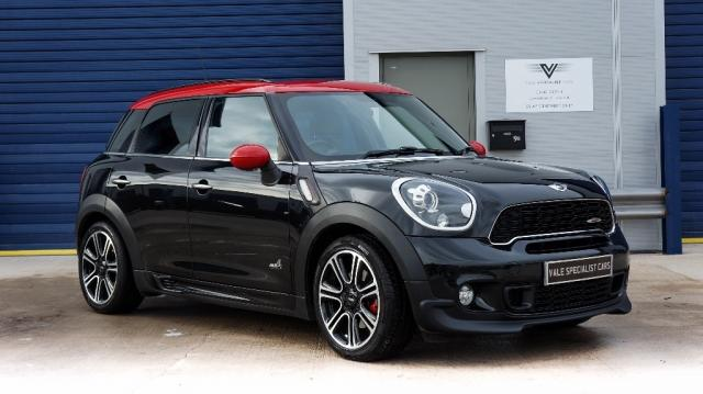 2013 62 MINI COUNTRYMAN 1.6 John Cooper Works (Chili) ALL4 5dr (start/stop)