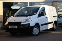 USED 2014 64 PEUGEOT EXPERT 1.6 HDI 1000 L1H1 PROFESSIONAL 1d 90 BHP