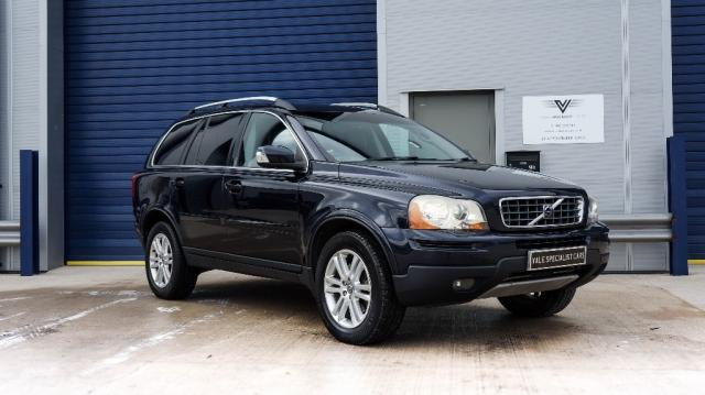 2007 57 VOLVO XC90 2.4 D5 SE Lux Estate Geartronic AWD 5dr