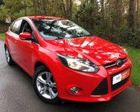 2014 FORD FOCUS 1.6 ZETEC 5d 104 BHP £8495.00
