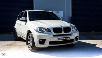 2011 BMW X5 3.0 XDRIVE30D M SPORT 5d AUTO 241 BHP £SOLD