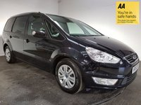 USED 2015 15 FORD GALAXY 2.0 ZETEC TDCI 5d AUTO 138 BHP FULL SERVICE HISTORY -ONE OWNER - AIR CON - PRIVACY GLASS - BLUETOOTH - 7 SEATS - CD PLAYER