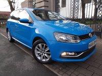 2014 VOLKSWAGEN POLO 1.0 SE 5d 60 BHP £7695.00