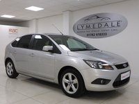 USED 2010 10 FORD FOCUS 1.6 ZETEC 5d 100 BHP Fabulous Price, Great Condition, Full Dealer History