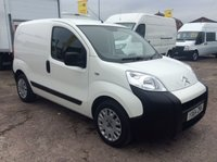 USED 2014 64 CITROEN NEMO 1.3 660 ENTERPRISE HDI 74 BHP 1 OWNER FSH NEW MOT AIR CON FREE 6 MONTH AA WARRANTY, RECOVERY AND ASSIST NEW MOT AIR CONDITIONING BLUETOOTH ELECTRIC WINDOWS AND MIRRORS REAR PARKING SENSORS MULTI FUNCTIONAL STEERING WHEEL