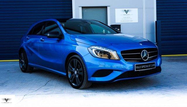 2013 13 MERCEDES-BENZ A CLASS 1.8 A200 BLUE-CY SPORT AUTO