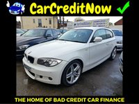 2010 BMW 1 SERIES 2.0 118D M SPORT 3d AUTO 141 BHP £7495.00