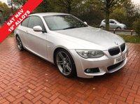 2011 BMW 3 SERIES 3.0 335D M SPORT 2d AUTO 282 BHP £14990.00