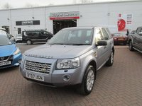 USED 2007 07 LAND ROVER FREELANDER 2 2.2 TD4 HSE 5d AUTO 159 BHP 6 MONTHS PARTS+ LABOUR WARRANTY+AA COVER
