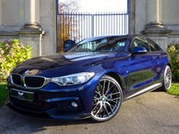 USED 2016 65 BMW 4 SERIES 3.0 435D XDRIVE M SPORT 2d AUTO 309 BHP