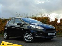 USED 2014 14 FORD FIESTA 1.0 ZETEC 5d AUTOMATIC COMPACT AUTOMATIC