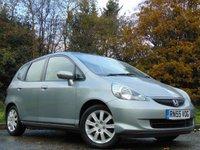 2006 HONDA JAZZ 1.3 DSI SE 5d AUTO 82 BHP £3000.00