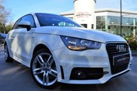 USED 2014 64 AUDI A1 2.0 TDI S LINE 3d 143 BHP REQUEST YOUR WHATSAPP VIDEO