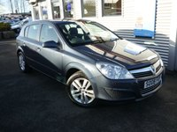 USED 2008 08 VAUXHALL ASTRA 1.4 BREEZE 5d 90 BHP