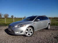 USED 2010 10 FORD MONDEO 2.0 TITANIUM X TDCI 5d 140 BHP ESTATE EXCELLENT SPECIFICATION WITH FULL SERVICE HISTORY